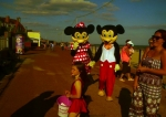 Tia's Treasures and Special Occasions Sponsored Mascot and Fancy Dress Walk August 2013
