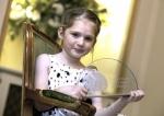 Tia's Treasures at Take a Break and 4Children Family Hero Awards October 2013