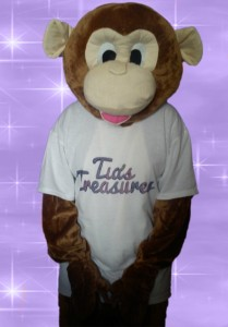 Tia's Treasures Mascot